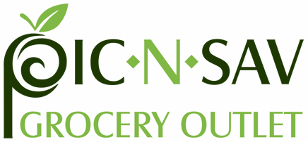 A theme logo of Pic-N-Sav